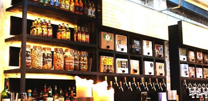 Over 80 varieties of cider