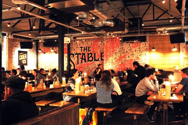 The Stable, Whitechapel