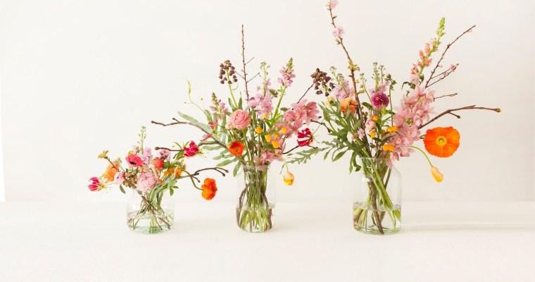 Seven Quick Tips For Mastering Flower Arranging