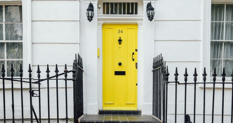So you want to buy a new front door?