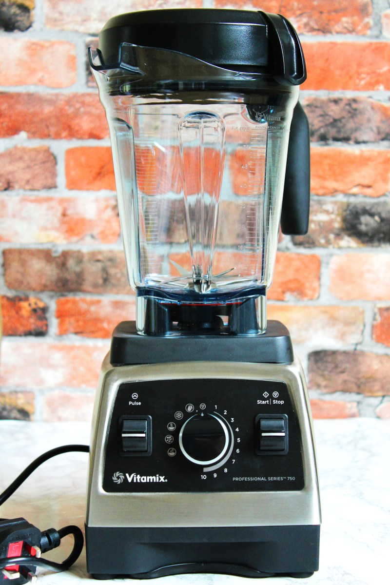 Check out my review of the Vitamix Professional 750 Series Blender. A really powerful piece of kit!