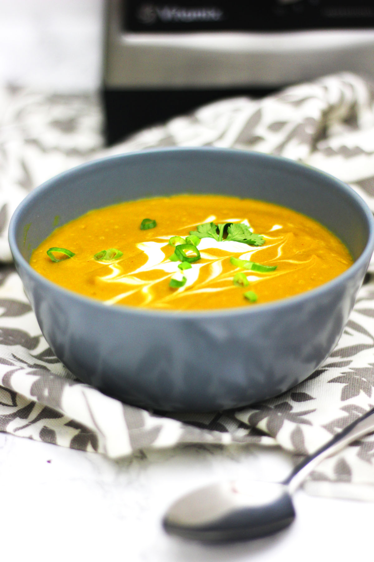 Sweet Potato Chipotle Soup | Supper in the Suburbs