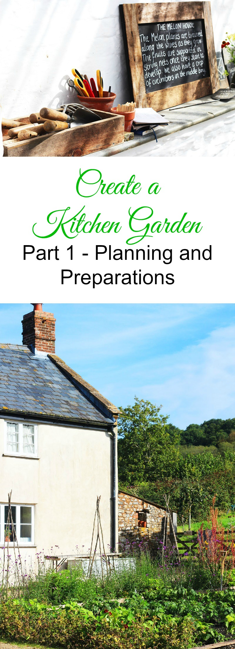 Create Kitchen Garden Create Your Own Kitchen Garden Part 1 Planning And Preparation