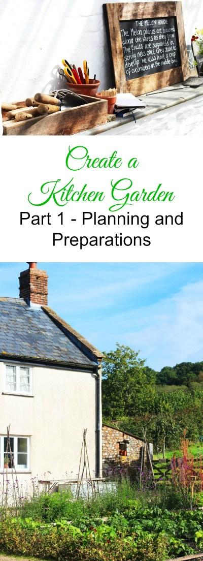 Not got an allotment but want to grow your own fruit and vegetables? Follow my series and find out just how easy it is to create your own kitchen garden at home full of edible plants. Check out Part 1 here.