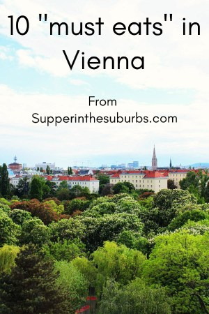 Check out these 10 must eats in Vienna as part of my guide to the Austrian capital and it's food and drink scene.