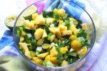 Cool Mango Salsa