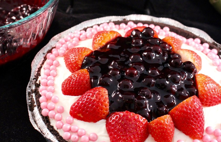 A Berry Topping that is Awesome for No Bake Cheesecakes!