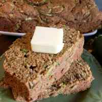 Healthy Zucchini Bread (21-Day Fix Inspired)