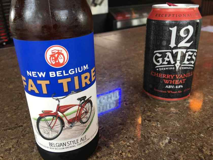 New Belgium Fat Tire
