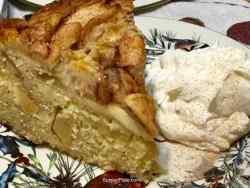 Apple Cinnamon Cake Cover