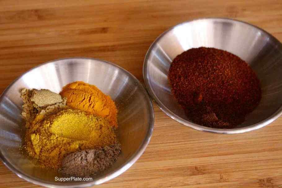 soup spices