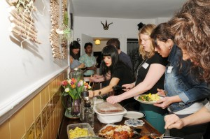 Photo from Beta Dinner