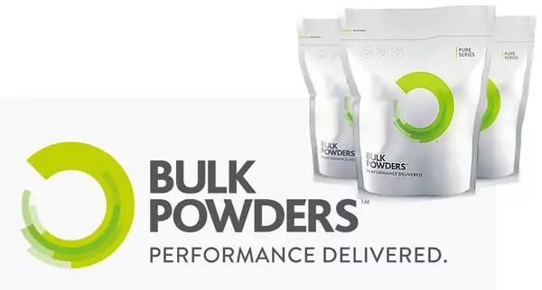 bulk powders aanbiedingen