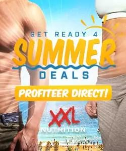 xxl nutrition summer deals