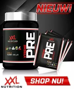 xtreme pre workout