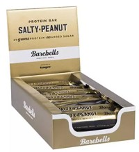 protein bars barebells
