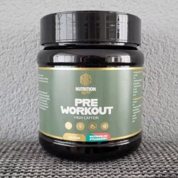 nutrition kartel pre workout review
