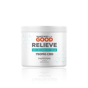 Enriched with high concentrations of CBD, Arnica, Vitamin B6, and MSM.