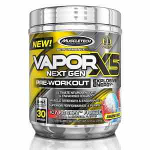 Vapor x5 muscle Tech