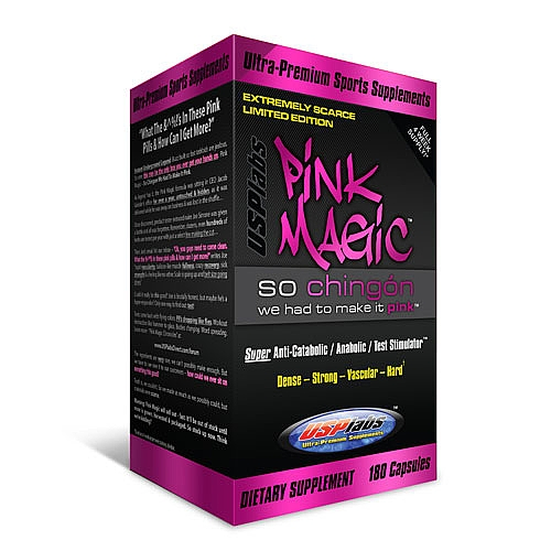 pink magic review