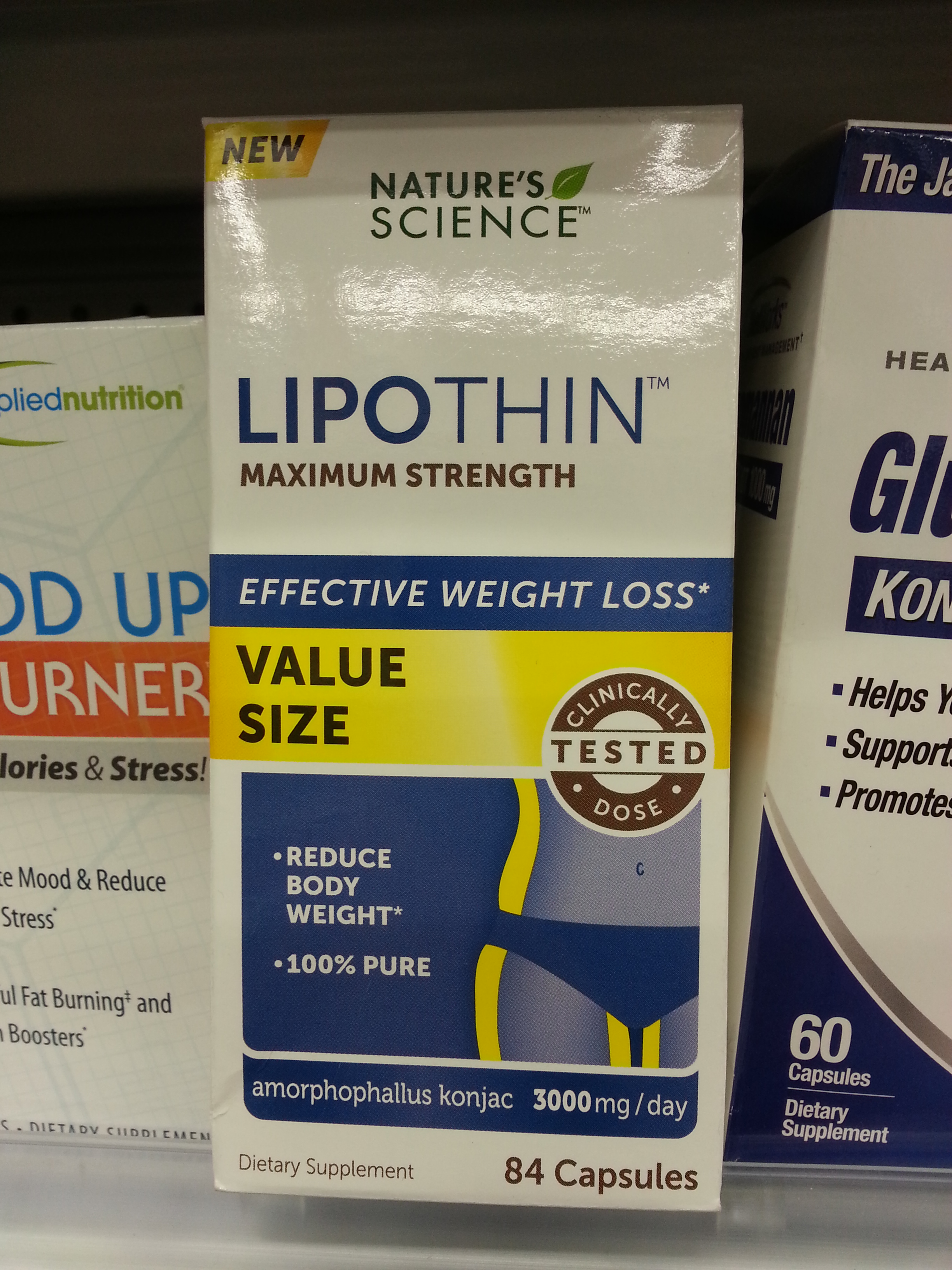Lipothin weight loss review