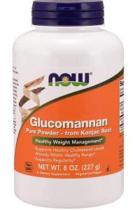 Glucomannan konjac fiber