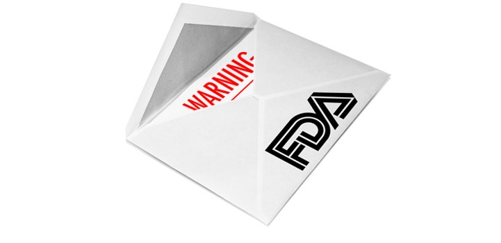 Department of Justice Enjoins Dietary Supplement Manufacturer's Operations; FDA Issues Warning Letters over Alleged CGMP Violations