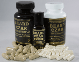 beard supplements