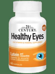 21ST Century®Healthy Eyes Lutein & Zeaxanthin