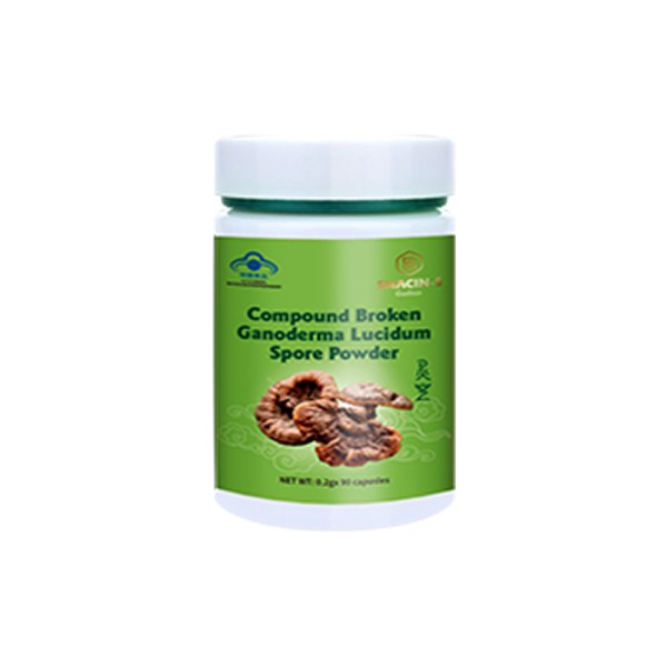 SMACIN-S Gushen Compound Broken Ganoderma Lucidum Spore Powder