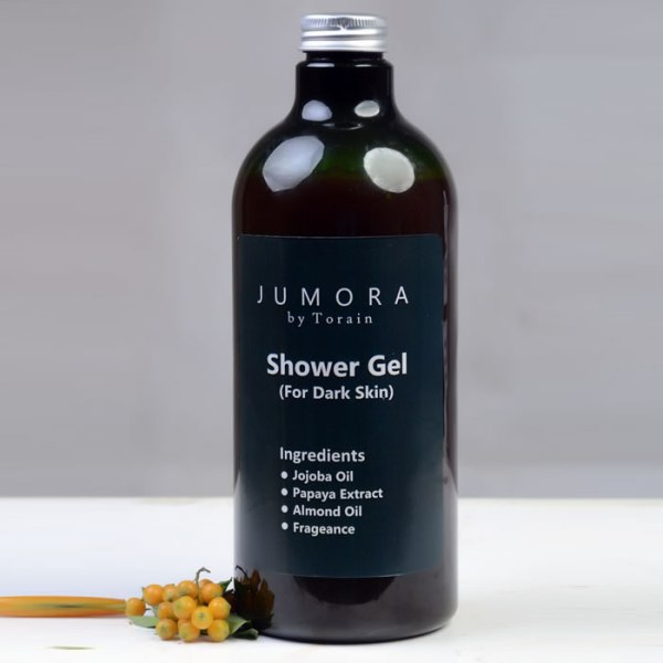 Jumora Shower Gel For Dark Skin
