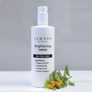 Jumora Brightening Lotion For Fair Skin