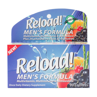 RELOAD MEN'S FORMULA