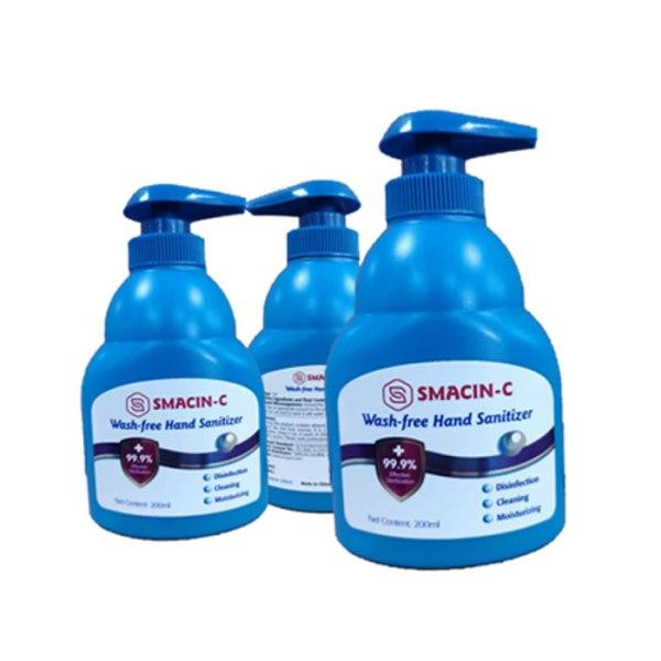 SMACIN-C Wash-Free Hand Sanitizer