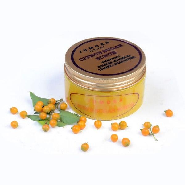 Jumora Citrus Sugar Scrub