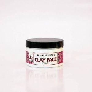 Skhindu Clay Face Mask