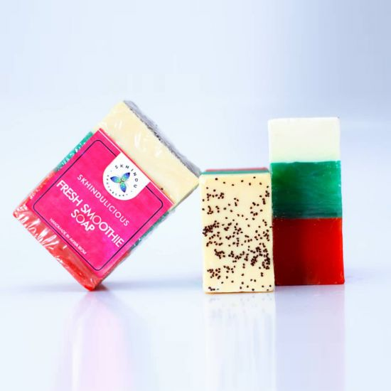 Skhindu Fresh Smoothie Soap