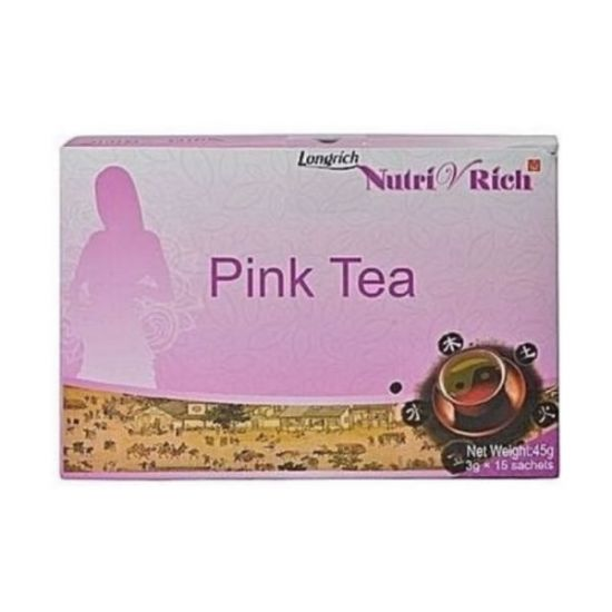 Longrich Pink Slimming Tea