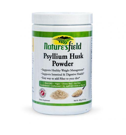 Nature's Field Psyllium Husk Powder