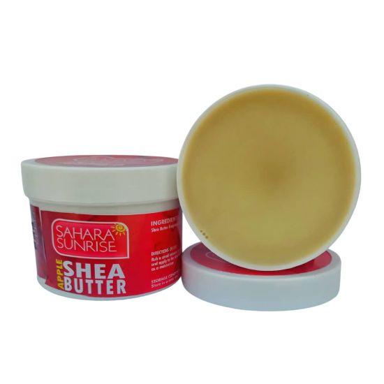 Sahara Sunrise Shea Butter - Apple Flavour
