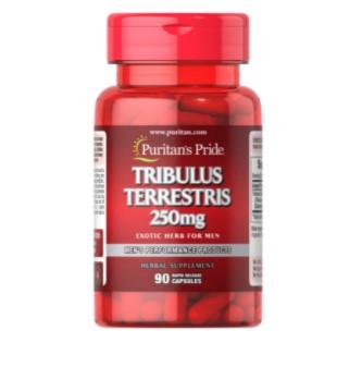 Puritan's Pride Tribulus Terrestris 250 mg - 90 Caps