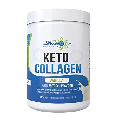 Vanilla Keto Collagen Protein