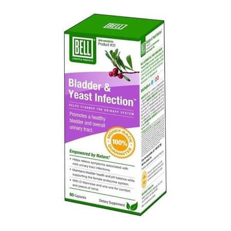 Bladder & Yeast Infection