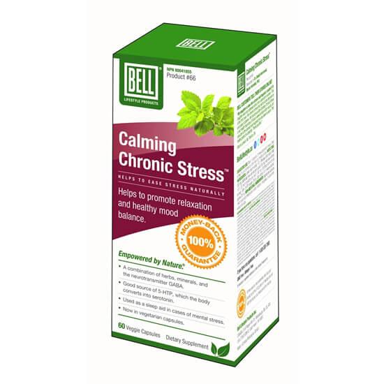 bell calming chronic stress