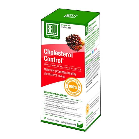 bell cholesterol control