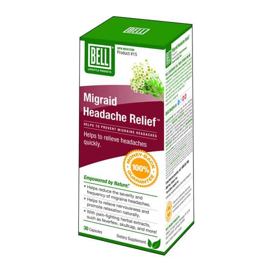 Migraid® Headache Relief