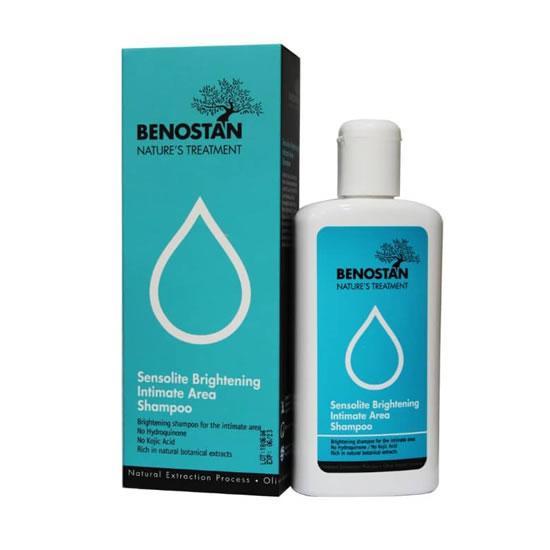 Benostan Sensoline Brightening Intimate Area Shampoo 1