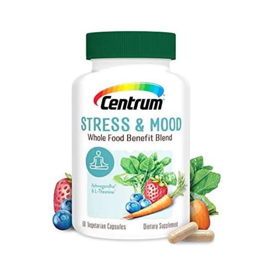 Centrum stress & Mood - 60 Caps
