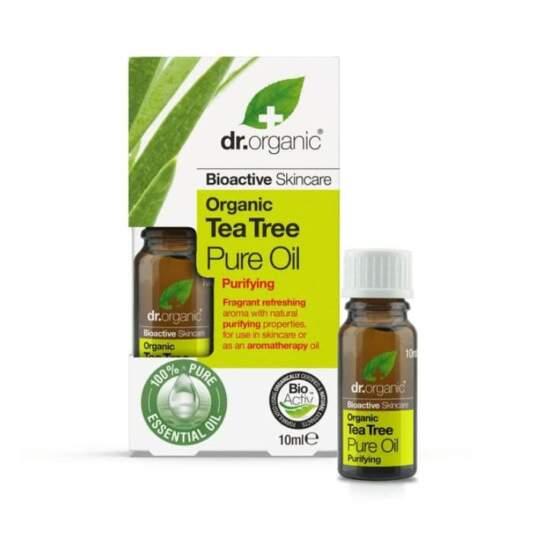 dr. organic Tea Tree Pure Oil 10ml