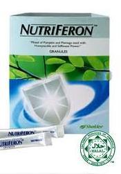 nutriferon shaklee untuk kanak-kanak